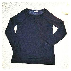 Allen Allen. USA sweater navy size s